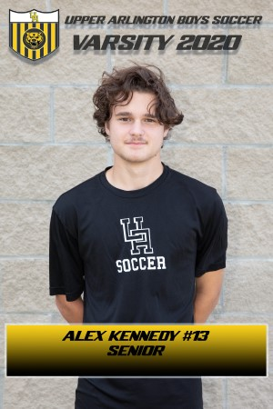 Alex Kennedy Web Roster